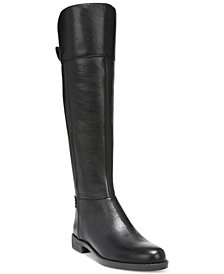 Franco Sarto Christine Wide-Calf Riding Boots