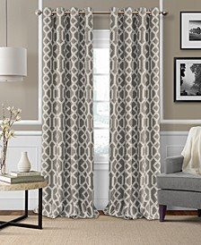 "Grayson 52"" x 95"" Blackout Curtain Panel"