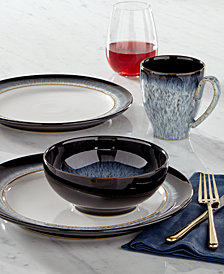 Denby Dinnerware Halo Collection & Denby Dinnerware and Stoneware - Macyu0027s