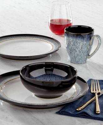 Denby Dinnerware Halo Collection & Denby Dinnerware Halo Collection - Dinnerware - Dining ...