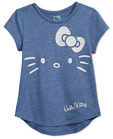 Hello Kitty Graphic-Print T-Shirt, Little Girls