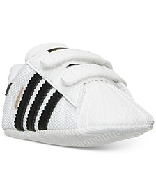 Toddler Superstar Crib Casual Sneakers from Finish Line