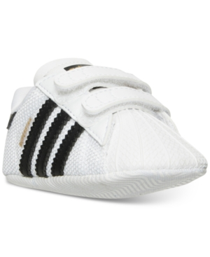 toddler superstar crib casual sneakers