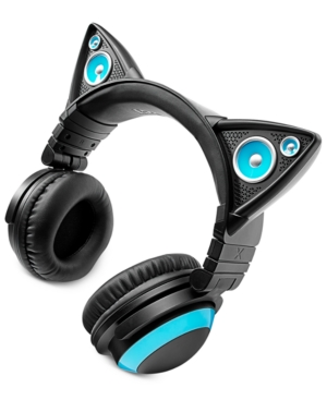 Brookstone Cat Ears Headphones