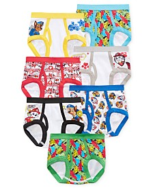 Nickelodeon's® Paw Patrol Briefs, 7-Pk., Toddler Boys