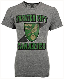 '47 Brand Men's Norwich City FC Crest Tri-State T-Shirt