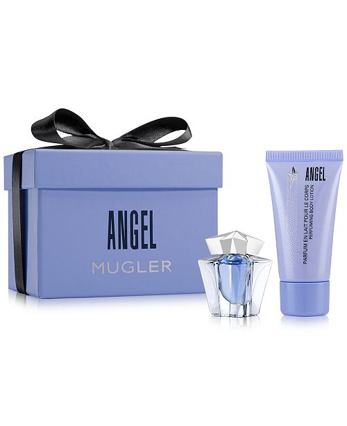 Mugler Receive A Free 2 Pc Gift With Any Large Spray Purchase From