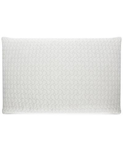 tempur pedic shapeable comfort memory foam pillow. Black Bedroom Furniture Sets. Home Design Ideas