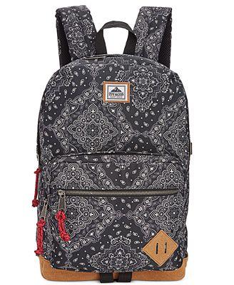 Steve Madden Men's Bandana Classic Backpack