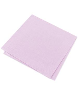 Tommy Hilfiger Men's Oxford Solid Pocket Square