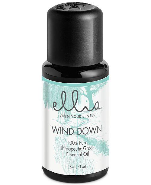Homedics Ellia Wind Down Essential Oil