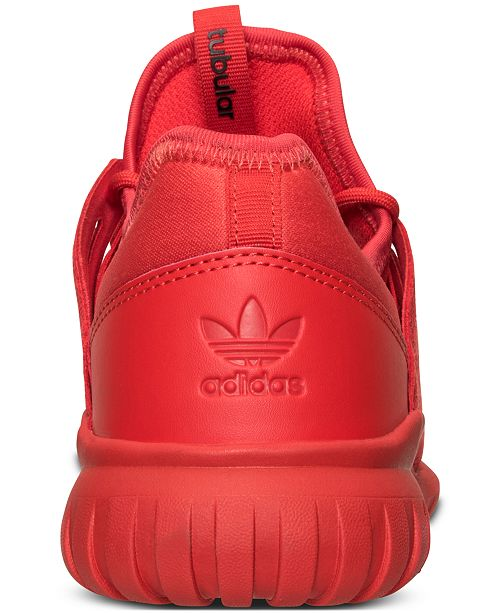 ... adidas Big Boys  Originals Tubular Radial Casual Sneakers from Finish  ... a9bfc006235d