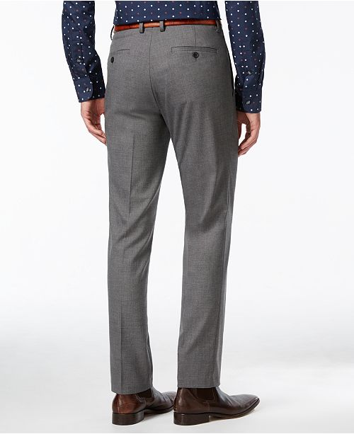 40101f361c91 Kenneth Cole Reaction Men s Slim-Fit Stretch Dress Pants