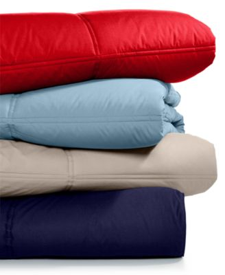 lauren ralph lauren color down alternative comforters 100 cotton cover