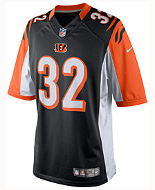 Nike Men's Jeremy Hill Cincinnati Bengals Limited Jersey