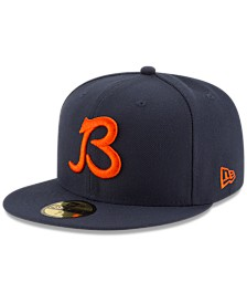 New Era Chicago Bears Team Basic 59FIFTY Fitted Cap