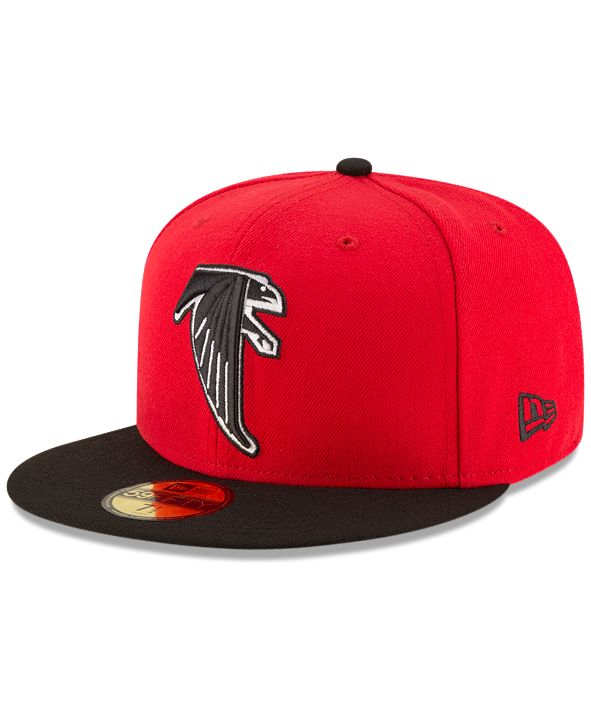 New Era Atlanta Falcons Team Basic 59FIFTY Fitted Cap