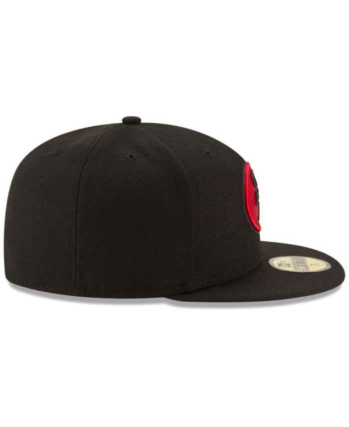 New Era San Francisco 49ers Team Basic 59FIFTY Fitted Cap & Reviews - Sports Fan Shop By Lids - Men - Macy's
