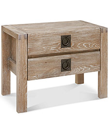 Oaktown Nightstand, Quick Ship