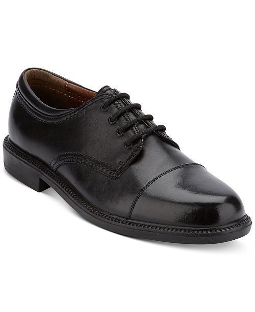 396b81cac14f Dockers Men s Gordon Cap Toe Oxford   Reviews - All Men s Shoes ...