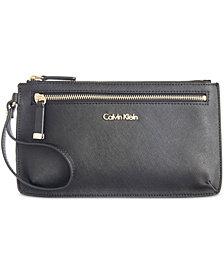 Calvin Klein Large Wristlet
