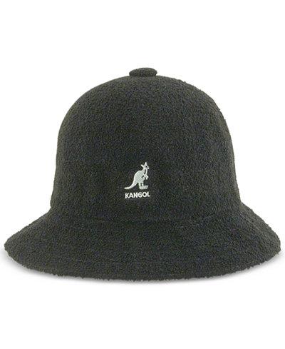 Kangol Men's Bermuda Casual Bucket Hat - Hats, Gloves ...