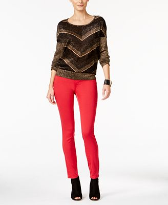 Thalia Sodi Sweater & Skinny Pants, Only at Macy's