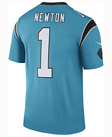 Nike Men's Cam Newton Carolina Panthers Legend Color Rush Jersey