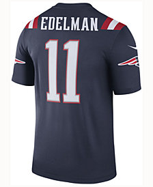 Nike Men's Julian Edelman New England Patriots Legend Color Rush Jersey