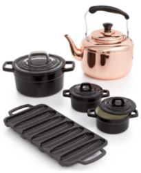 Martha Stewart Collection Heirloom Cookware Collection, Created for Macy's