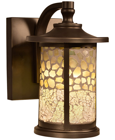 Dale Tiffany Alps Bronze Mosaic Wall Lighting