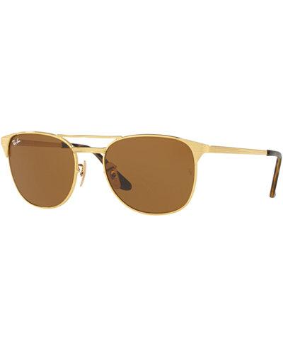 Ray-Ban Sunglasses, RB3429M 58 SIGNET