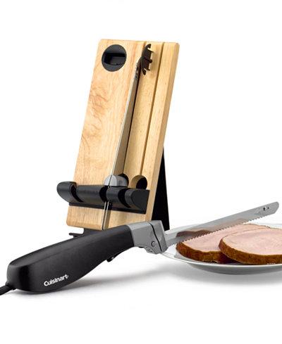 Cuisinart Cek 40 Electric Knife Electrics Kitchen Macy S