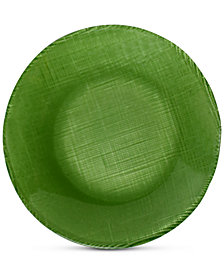 Villeroy & Boch Verona Green Coupe Glass Salad Plate