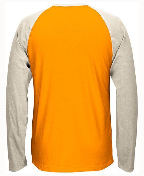 Home Decor Liquidators St Louis: CCM Men's St. Louis Blues Long Sleeve Crew T-Shirt