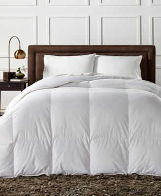 European White Down Heavyweight Twin Comforter, Created for Macy's