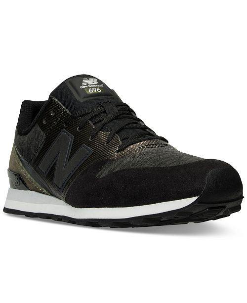 low priced 7bf34 6f329 New Balance Women's 696 Re-Engineered Casual Sneakers from ...