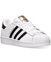 adidas Women s Superstar Casual Sneakers from Finish Line 959168f99e98c