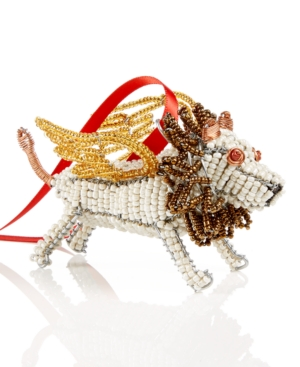 Image of Global Goods Partners Flying Lion Ornament