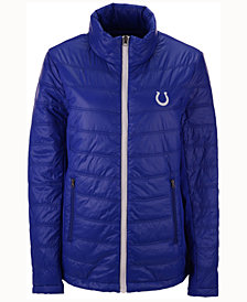 G-III Sports Men's Indianapolis Colts Skybox Packable Quilted Jacket
