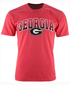 Colosseum Men's Georgia Bulldogs Gradient Arch T-Shirt