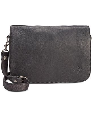 Patricia Nash Vito Small Flap Crossbody