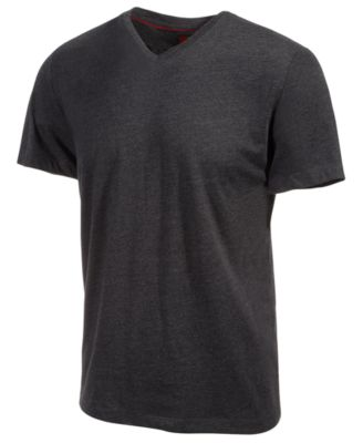 Image of Alfani Slim Fit V-Neck T-Shirt, Created for Macy's