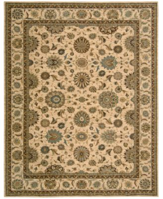"CLOSEOUT!  Area Rug, Created for Macy's, Persian Legacy PL05 Sand 8' 3"" x 11' 3"""