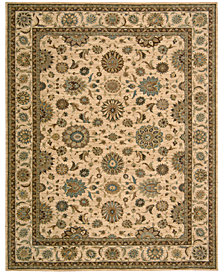 "CLOSEOUT!  Nourison Area Rug, Created for Macy's, Persian Legacy PL05 Sand 3' 6"" x 5' 6"""