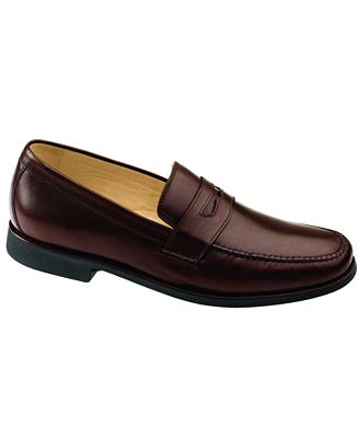 Johnston & Murphy Men's Comfort Ainsworth Penny Loafer Men's Shoes