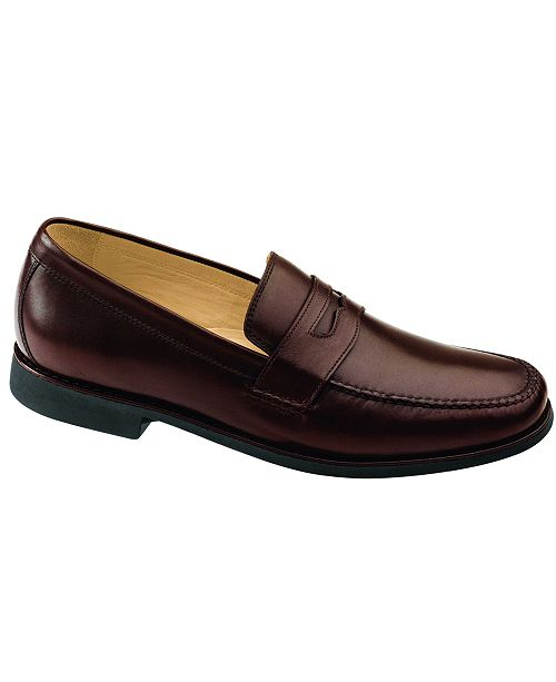 Johnston & Murphy Men's Comfort Ainsworth Penny Loafer Men's Shoes YjVF7