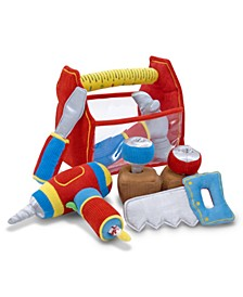 Melissa & Doug Toolbox Fill and Spill Soft Toy