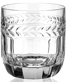 """Villeroy & Boch """"Miss Désirée"""" Double Old-Fashioned Glass"""
