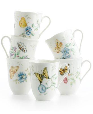 """""""Butterfly Meadow"""" Mug"""
